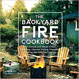 Book Review * The Backyard Fire cookbook