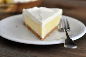 Mom Lemon Chiffon Pie