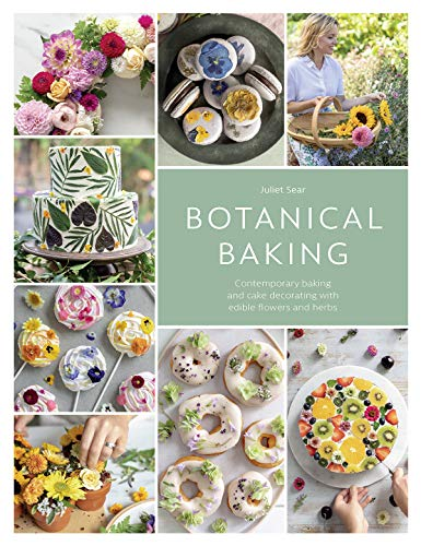 Book Review : Botanical Baking