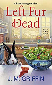 Cozy Mystery & Recipe * Left Fur Dead