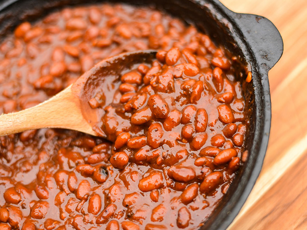Easy Barbecue Baked Beans