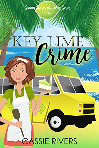 Key Lime Crime book and a recipe