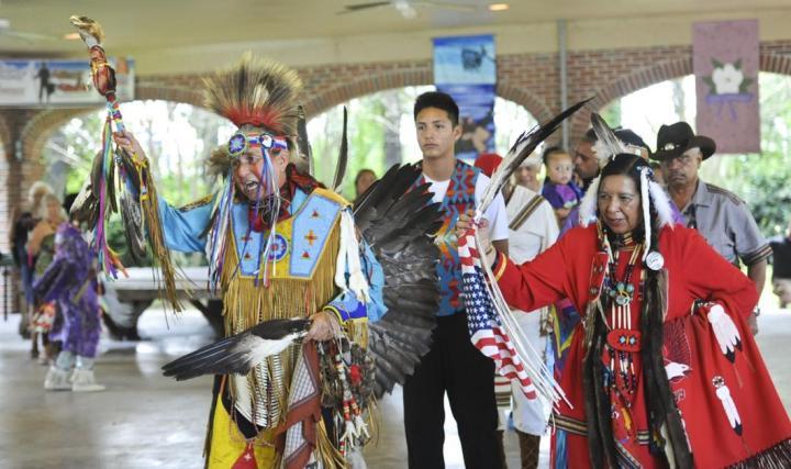 Prairie Tribe Festival inOpelousas,la.