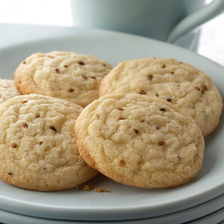 Easy Anise Cookies recipe