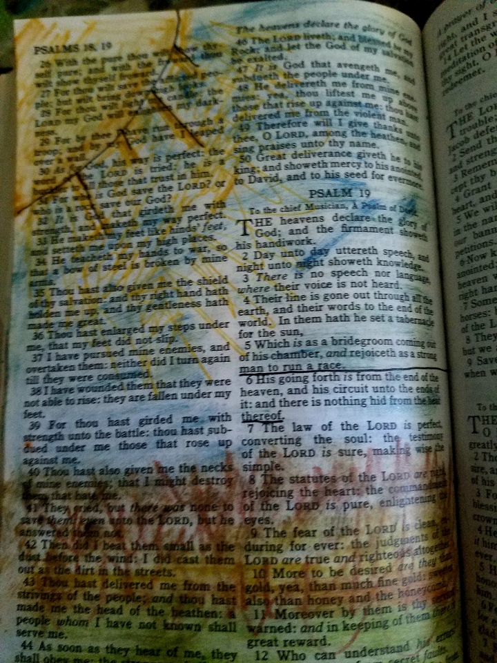 Heat *  Psalm 19 :6-7