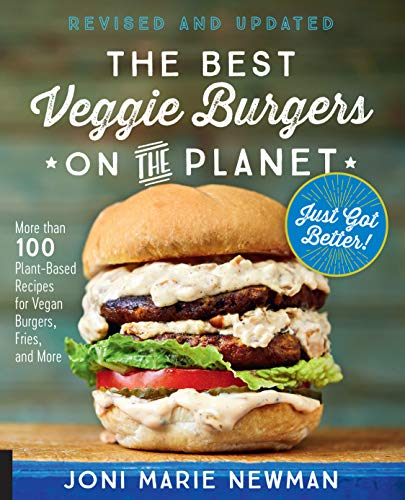 Book Review * The Best Veggie Burgers on the Planet