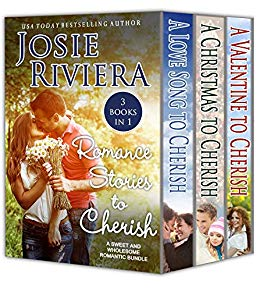 Book Review * Romance to Cherish box set