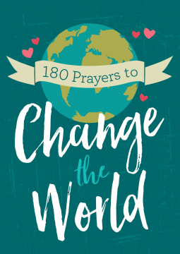 Book Review * 180 Prayers to Change the World