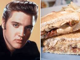 Monday's recipe : Elvis favorite sandwich