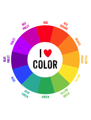 Color Wheel  Basic's