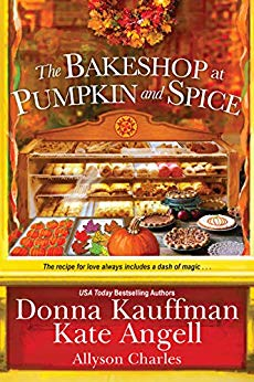 The Bakeshop at Pumpkin and Spice * BookReview