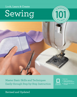 Sewing 101 * BookReview