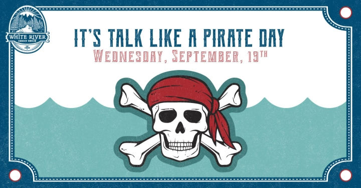 Talk like a Pirate DayParty