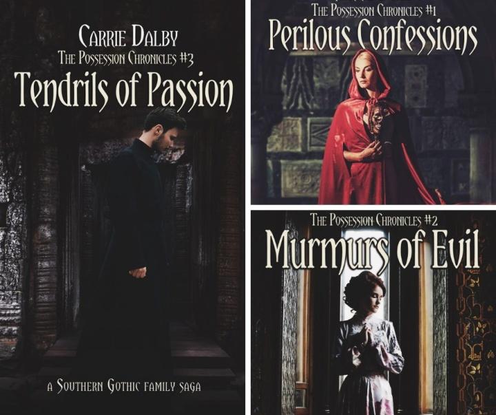 Carrie Dalby  * Bookspotlight