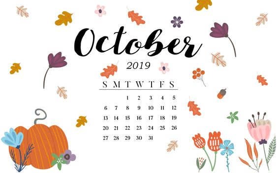 My October Planner