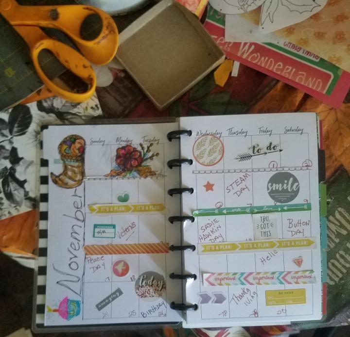 November Planner