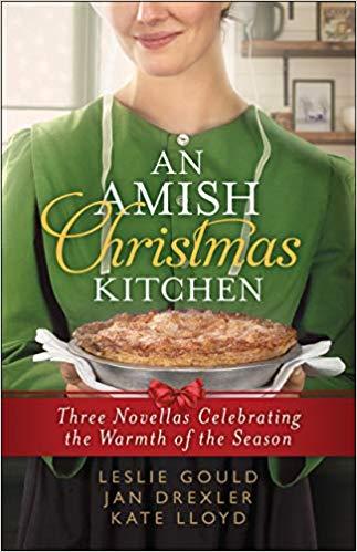 An Amish ChristmasKitchen