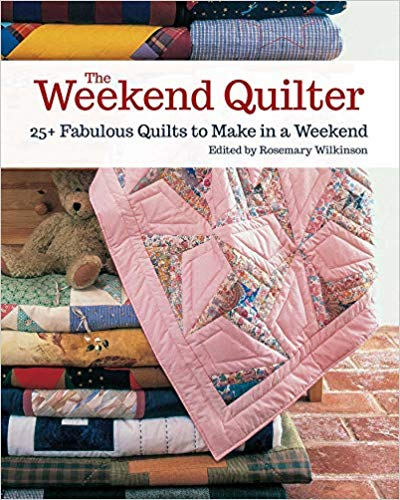Weekend Quilter * Book Review