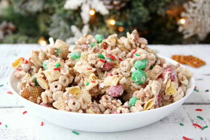 Reindeer Food * Recipes