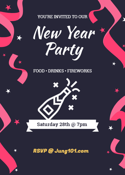 New Year Eve Party *