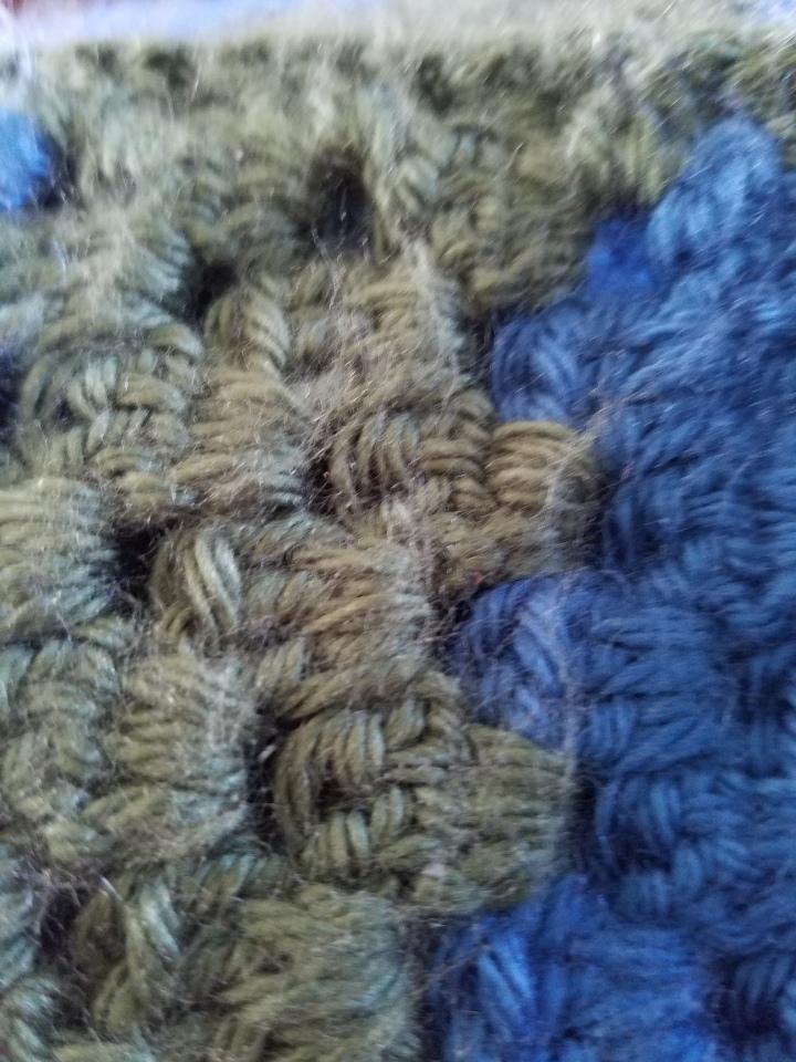 Crochet Prayer Shawl: