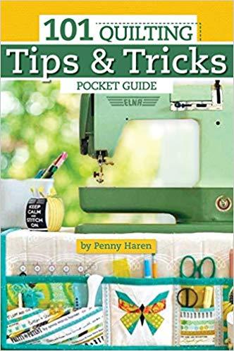 101 Quilting Tips & Tricks PocketGuide