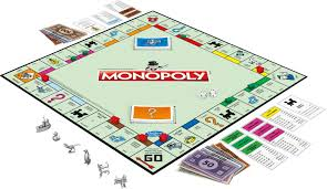 School time : Monopoly game
