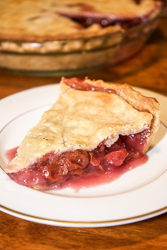 My Kitchen * Cherry Pie