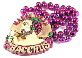 Drink Wine Day ! Krewe of Bacchus