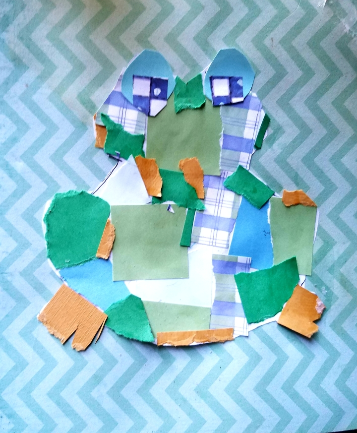 Leap Year Crafts * Frogs
