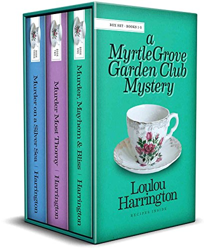 Myrtle Grove Garden Club Mystery Series, Box Set: Books 1-3
