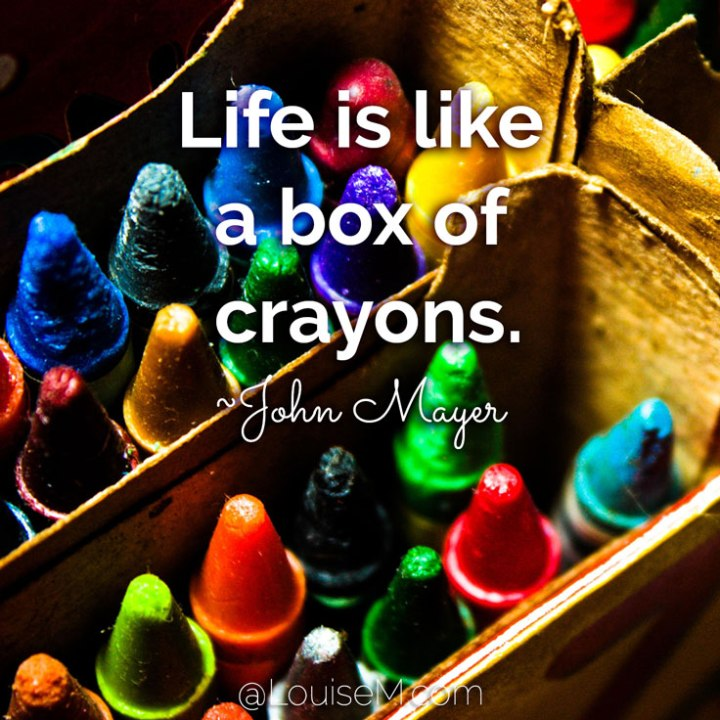 Let's Celebrate Crayon Day!