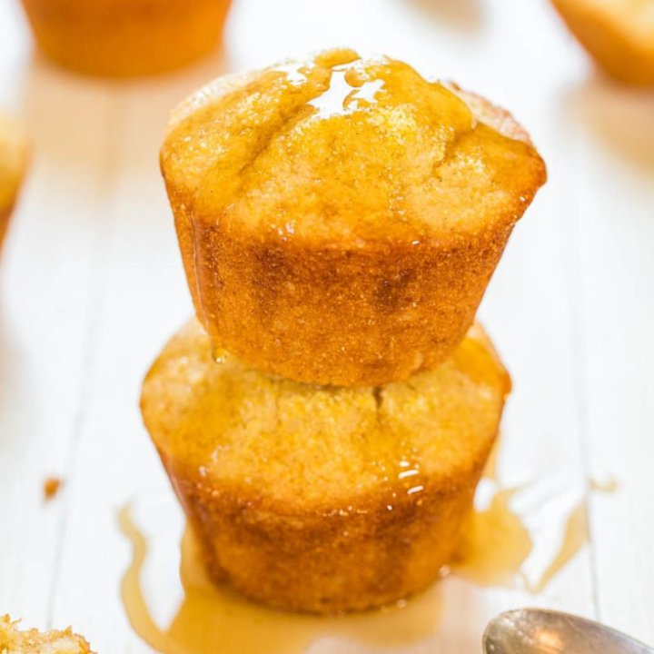Saturday Brunch * Honey Muffins