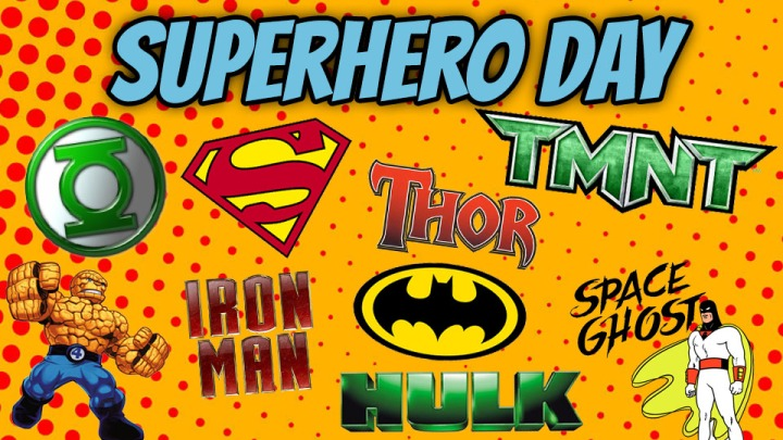 Super Hero * Kids Crafts