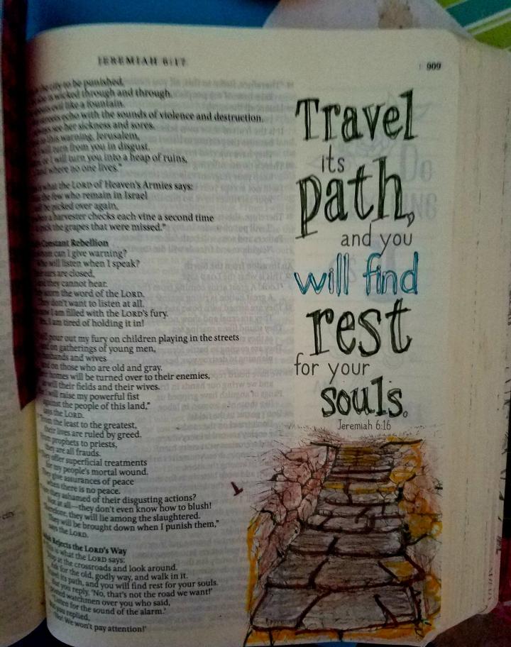 Sunday Bible Journal