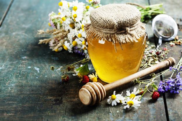 In My Kitchen : Honey Is the Star