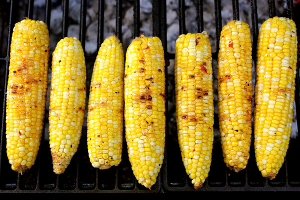 Picnic and BBQ Eats  * Corn Recipes