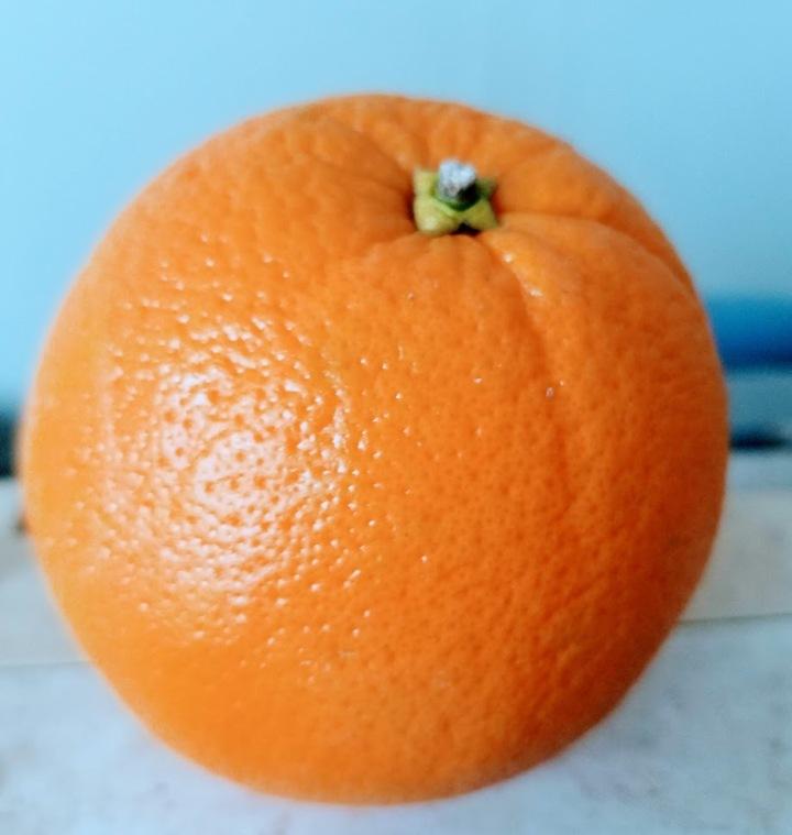 CMMC – March Color –Orange