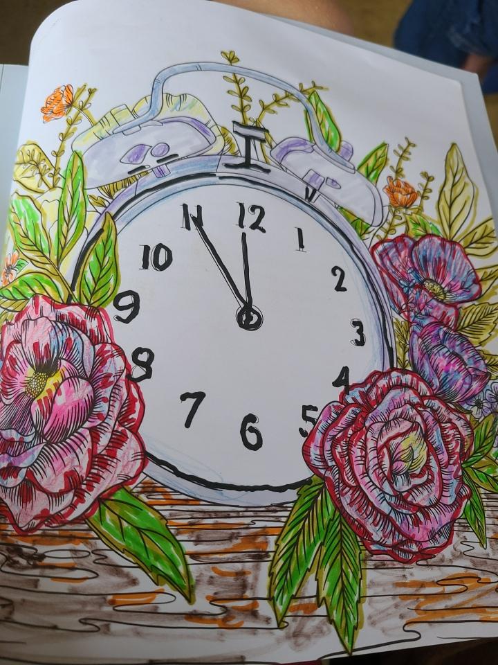 Spring  forward :Time