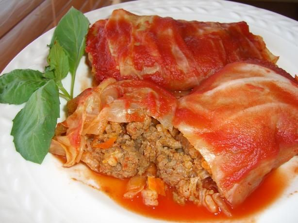 Grand ma : CabbageRolls