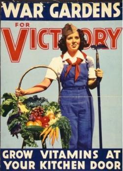Garden time : VictoryGardens