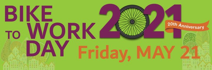 May : Bike to workDay