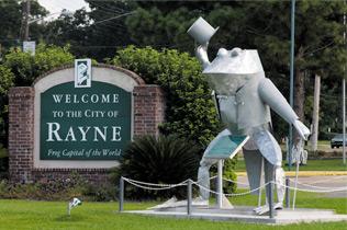Road Trip Time : Rayne,La.