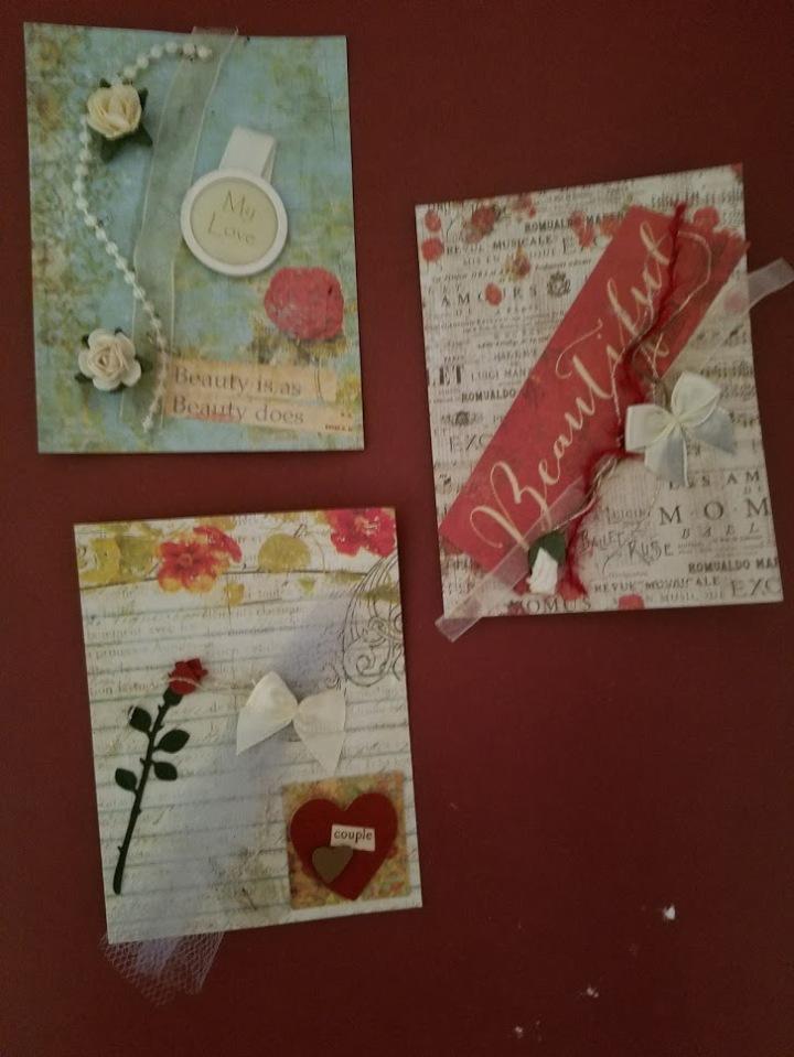 Saturday Crafts :Weddings