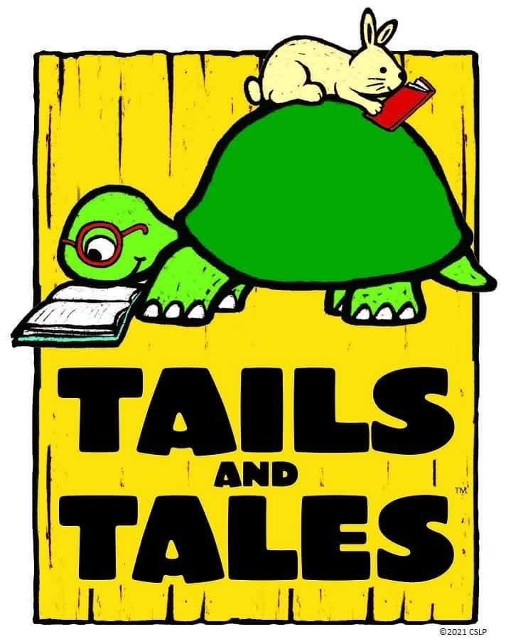 Tails and Tales SummerReading
