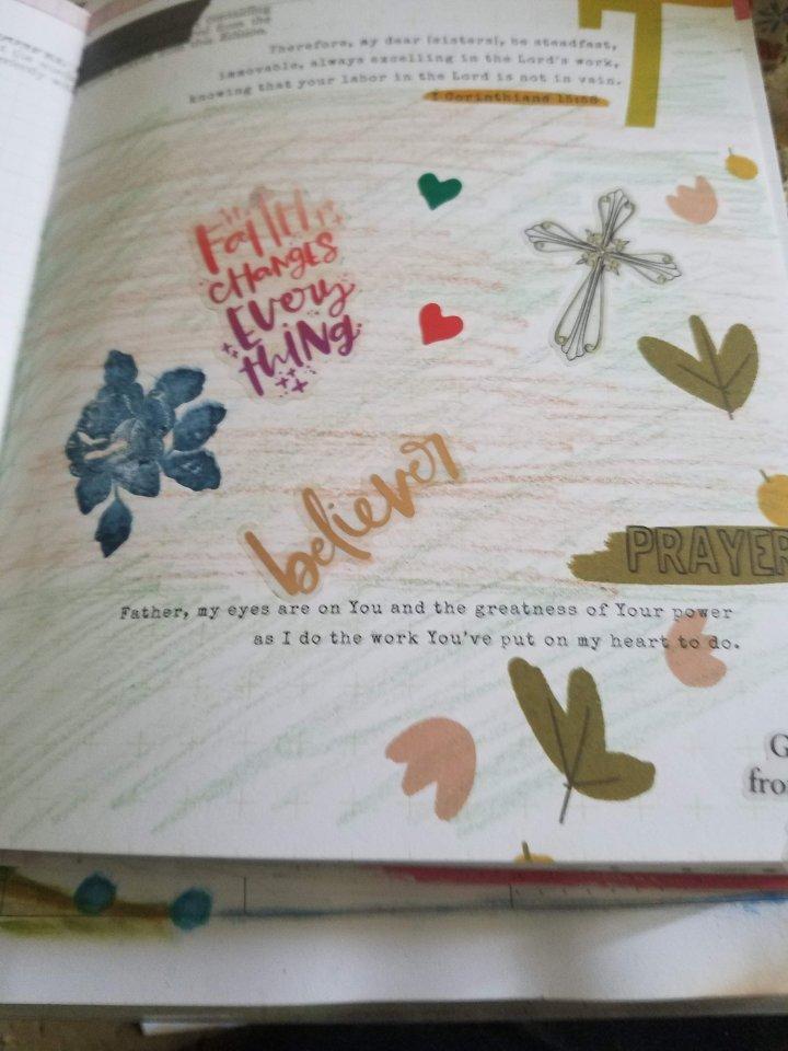 Sunday's lesson : Biblepromises