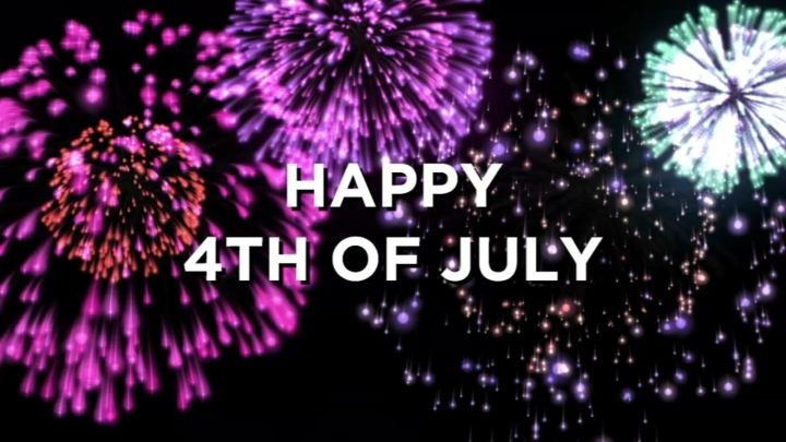 July 4th   :  Fireworks andSafety