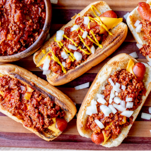 Food Blog : HotDogs