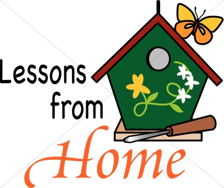 Lesson from Home