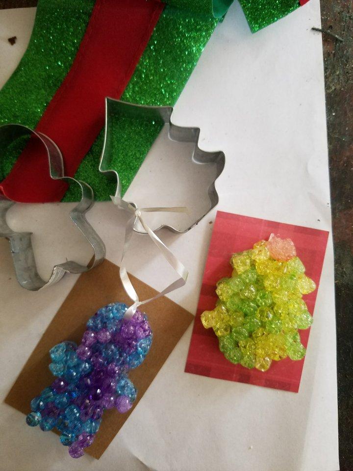 Kids Crafts: Christmas